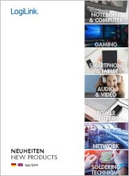 Broschüre Neuheiten 2019